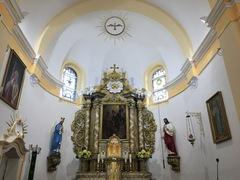 Galeria malowanie kościoła