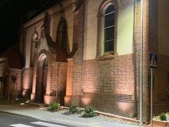 Galeria Oświetlenie kościoła